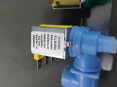 Electrolux Fridge Valve Water Triple Wse6070Wb, Ese6078Wa*4, Wse6070Wa*4 7