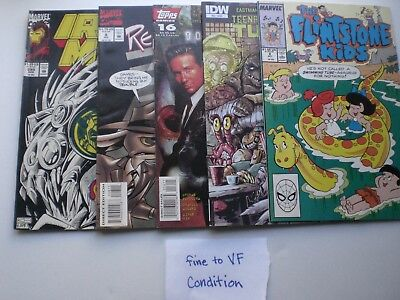 40 Comic Books For 30 Dollars: A to Z Titles 4