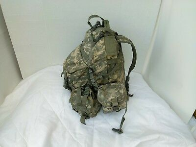 US Military Molle II  3 Day Assault Universal Camo 2 Canteen /& 2 IFAK Pouches