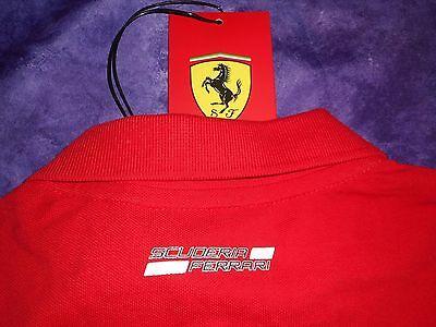Solde Classic 55Rouge Femmes Ou Ferrari Scudéria Blanc Officiel Polos Lj354qAR