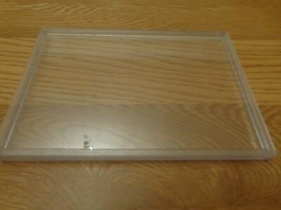 Empty Perspex Plastic Coin Case For British Royal Mint Proof Set Coins. 3