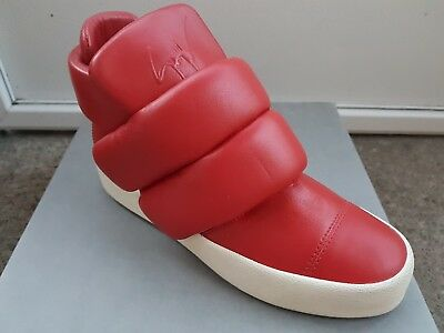 d829888951a79 ... $1690 Authentic GIUSEPPE ZANOTTI DESIGN Men's Puff Strap Not Yeezy  Sneakers 5