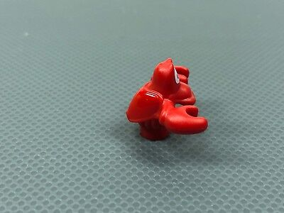 LEGO DISNEY PRINCESS MINIFIGURE SEBASTIAN LITTLE MERMAID RED CRAB
