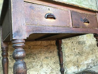 Church Pine Table 7