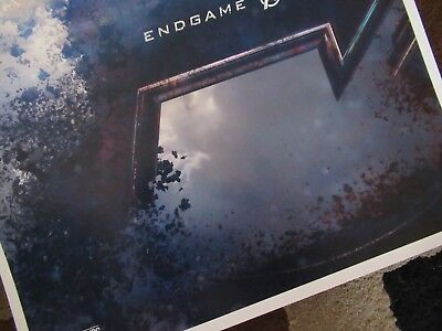 """Avengers -  Endgame ( 11"""" x 17"""" ) Movie Collector's Poster Print - B2G1F 3"""