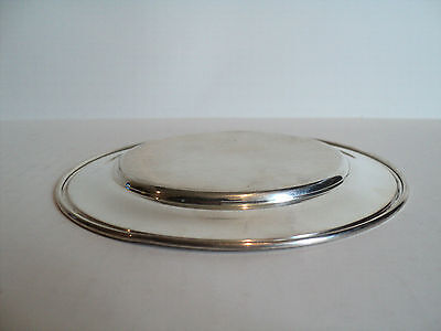 "Great Set/14 ""S. Kirk & Son"" Sterling Silver Bread & Butter Plates 5"