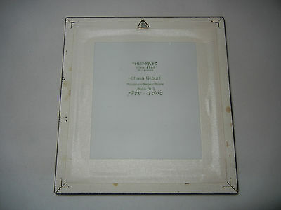 Heinrich Miniatura Icono Escena 3: Nacimiento De Cristo con+Certificado Nº 1795 3