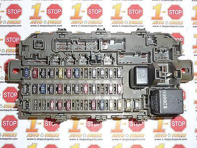 96 97 98 99 00 honda civic fuse box w/ multifunction module 38600-s01
