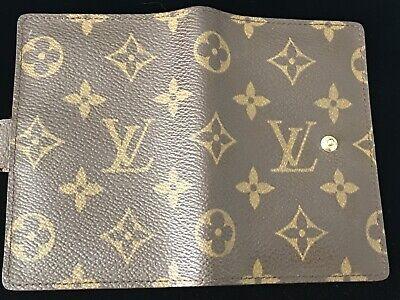 Louis Vuitton Mini Agenda Cover with Pencil Monogram Canvas 7