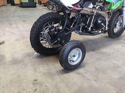 Motorcycle Training wheels for Yamaha TTR50 , TTR 50 R  Motorbike