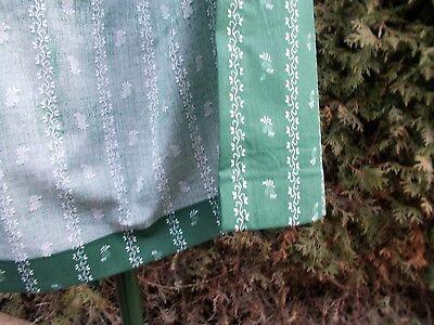 Damen Trachten Dirndl schurze grun gestreift  Gr 44 6