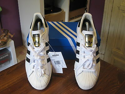 ZAPATILLAS ADIDAS SUPERSTAR 80S Uk 8 Limited Shoes EUR 79