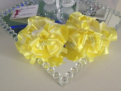 💝Spanish Ruffle Tutu Pearl Lace Frilly Ankle Socks Bow 🎀Jazziejems Boutique ❤️ 3