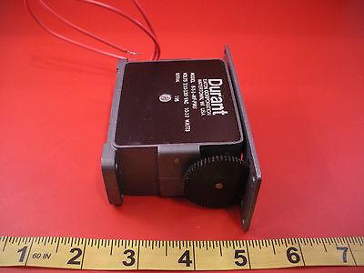 Durant 6-Y-1-MF-PMU 120VAC Panel Mount 6-Digit Counter New in Box