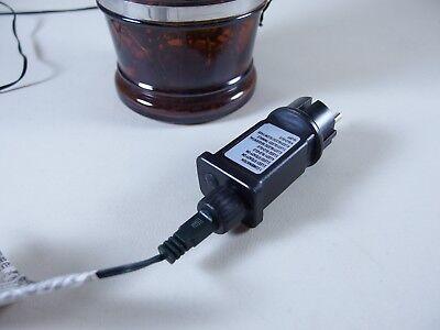 Flaschen Lampe Ratskeller Pils Krug rustikal Tischlampe mit 120 LED´s ww+MC 12
