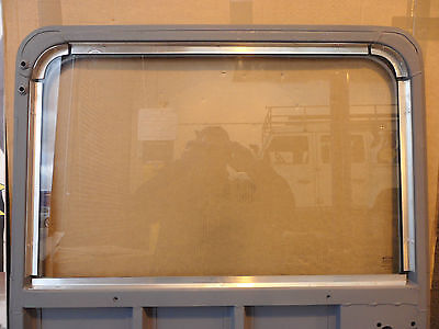 Bearmach Land Rover Glazed Rear Back Safari Door 90 110 Defender Series II III 3 11