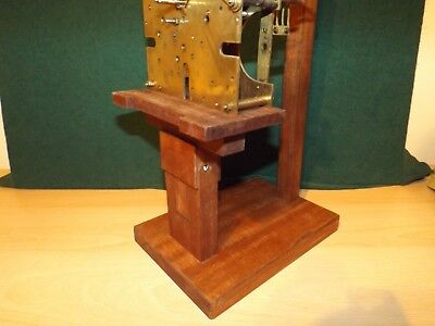 Buy 2 save £10 Clock movement test stand for lg  Fusse/wall/ Westminster/ French 10