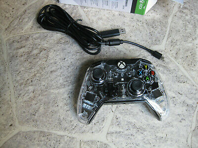 MICROSOFT XBOX ONE / WINDOWS AFTERGLOW PDP Prismatic Wired Controller OVP B-WARE 10