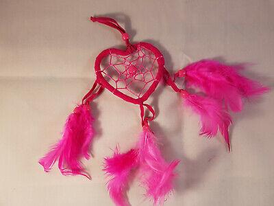 Dreamcatcher kleine Herzen in verschiedenen Farben Traumfänger