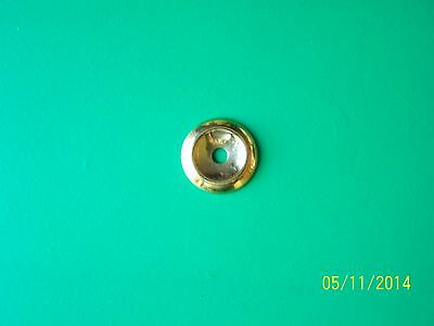 """Victorian Drawer Knobs Antique Style, 1 1/2"""" Dia. Solid Brass 3"""