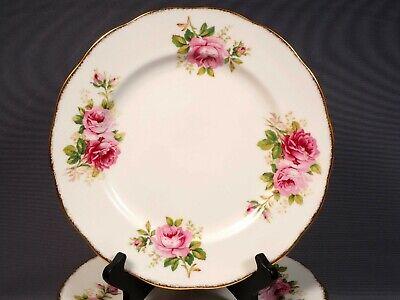 Royal Albert American Beauty Large Dinner Plate Bone China England 2