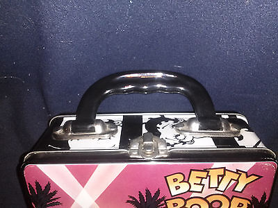 New Betty Boop Monroe Dress Blowing Movie Star Limo Lunch Box