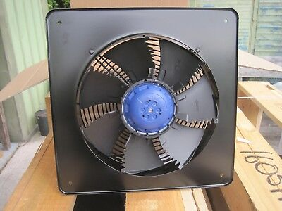 High Quality Extractor Fan 250 dia 230v German 1800m3/hr weatherproof