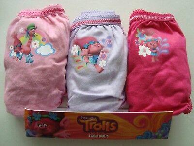 Children's Girls Briefs Underwear LOL Surprise,Paw Patrol,Hey Duggee,My Little P 11