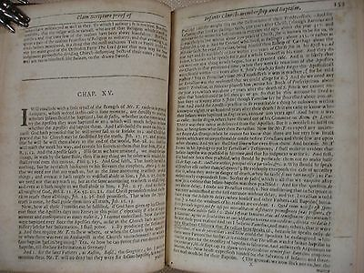 Plain Scripture Proof of Infants Church by Richard Baxter - 1656