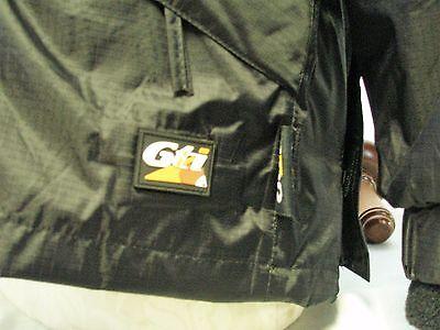 GTI Outdoor Antuco Juniors Black & Blue Waterproof Jacket 2
