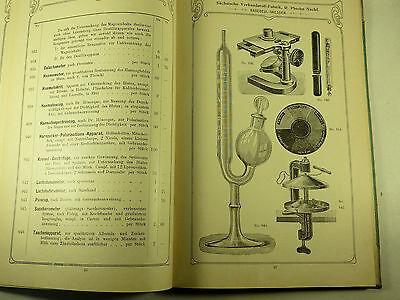 Buch Katalog Sächsische Verbandstoff Fabrik Dresden Radebeul Ploehn Von 1902 12