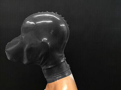----- LATEXTIL ----- +BREATHER PLUS ZIP+ - Latexmaske - breath play mask - NEW 2