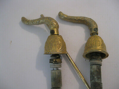 Vintage Brass Bathroom Fixtures #2 5