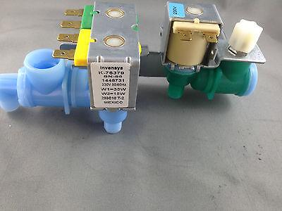 Electrolux Fridge Valve Water Triple Wse6070Wb, Ese6078Wa*4, Wse6070Wa*4 2