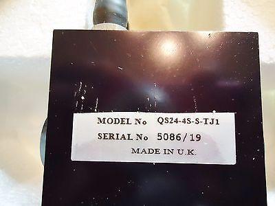 New Q Switch Laser M/n Qs24-4S-S-Tj1 S/n 5086/19 Made In Uk 4