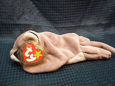 "TY Beanie Babies 7"" Mountain Lion ** CANYON ** New w/ tag 5th Generation"