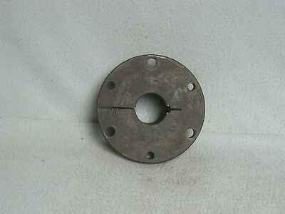"(#0954)  QD Bushing,  1-1/8"" bore, Large diameter of taper ~2.83"" 2"
