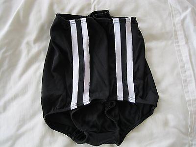 Girls/Ladies GYMPHLEX BLACK School/Gym Knickers/Briefs Size XXL (32-40W) BNIB 3