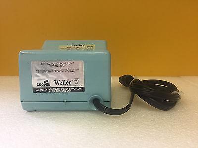 60Hz 120VAC Weller PU120T Soldering Station Power Unit Voltage 60W