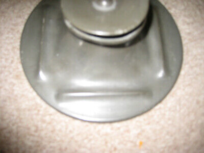 Arts And Crafts Pewter Inkwell Signed Phillip Ashberry & Son 5