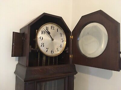 German Grandfather Clock 6