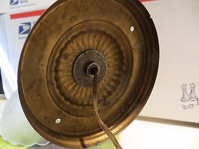 Antique  Brass Wall Light Sconce Light Fixture Gas 10