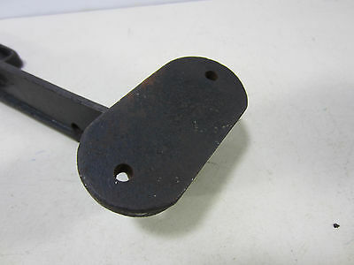 Antique Cast Iron Industrial Foot Pedal- Brake? Pedal 4