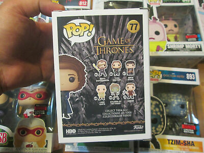 Funko Pop Missandei # 77 Game Of Thrones  Nycc 2019 Fall Convention 2