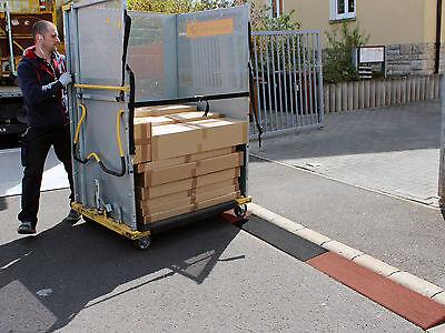Türschwellenrampe Excellent 500/45 mm Rollstuhl Gehhilfe Rampe Türschwelle Stufe