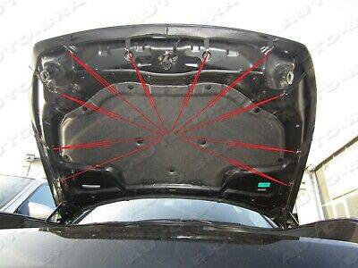 Kofferraumwanne Antirutsch passend für Fiat Punto II 2 Bj 1999-12//2011