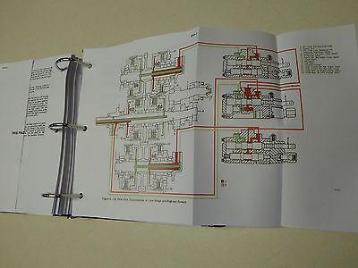 Case 850B Crawler Dozer Bulldozer Service Manual Repair Shop Book NEW w/Binder 9