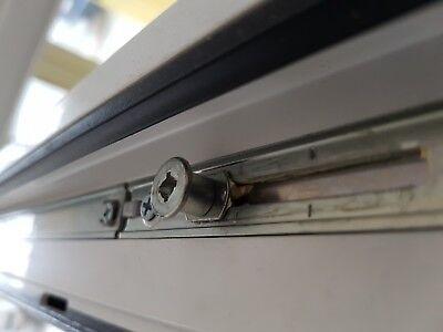 Badezimmerfenster Dreh / Kipp Fenster OPAL  / Milchglas