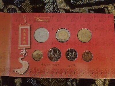 Singapore 2002 Mint Set - UNC Uncirculated 5