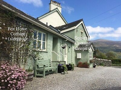 Holiday Cottage Self Catering Lake District Keswick sleeps 4 Dog Friendly 26 Nov 12